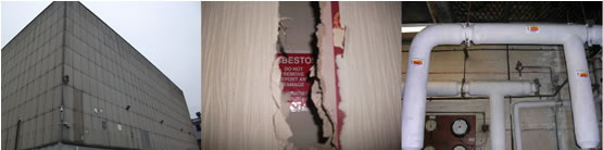 examples of asbestos